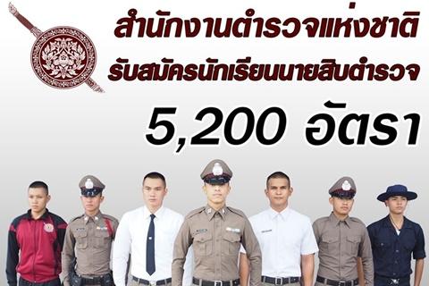 สำนักงานตำรวจแห่งชาติ - ข่าวรับสมัคร